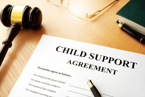 Agreeing to Child Support